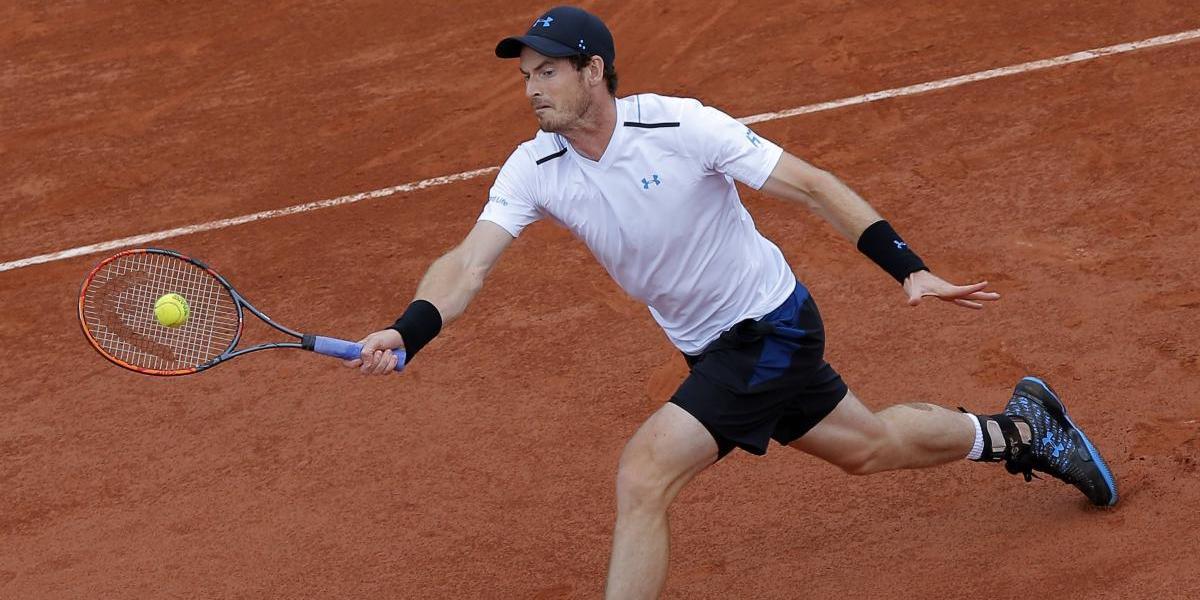 Andy Murray avanza a los cuartos de final en Francia