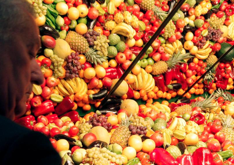 Frutas que le ayudan a mantener el vientre plano
