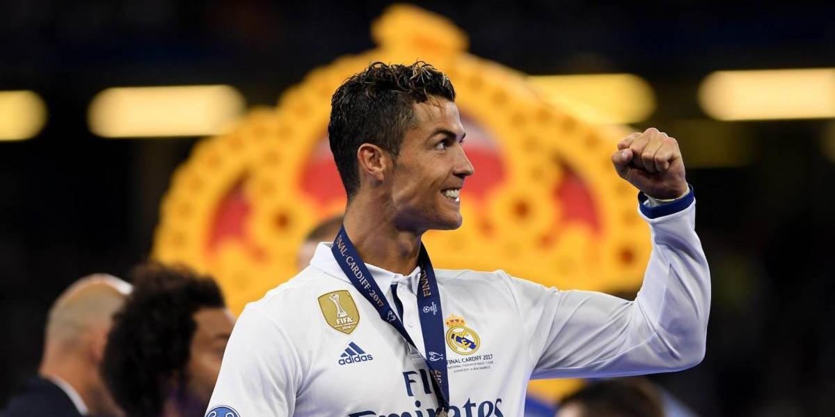 Cristiano Ronaldo será la portada del FIFA 2018