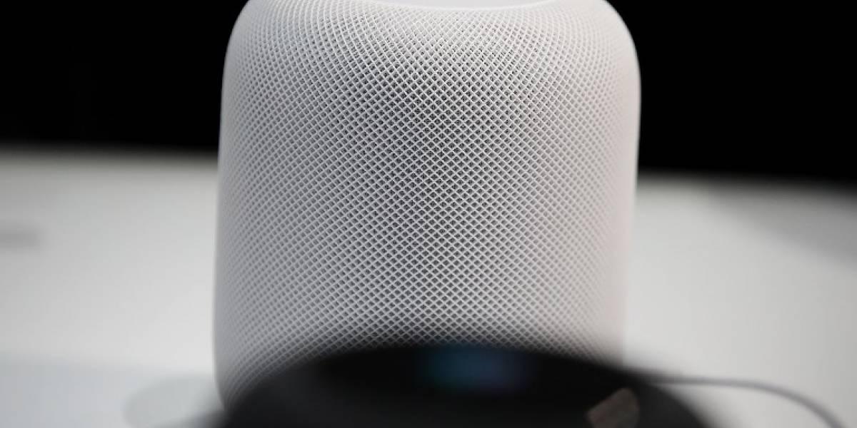 """Apple lanza el """"HomePod"""", su altavoz inteligente"""
