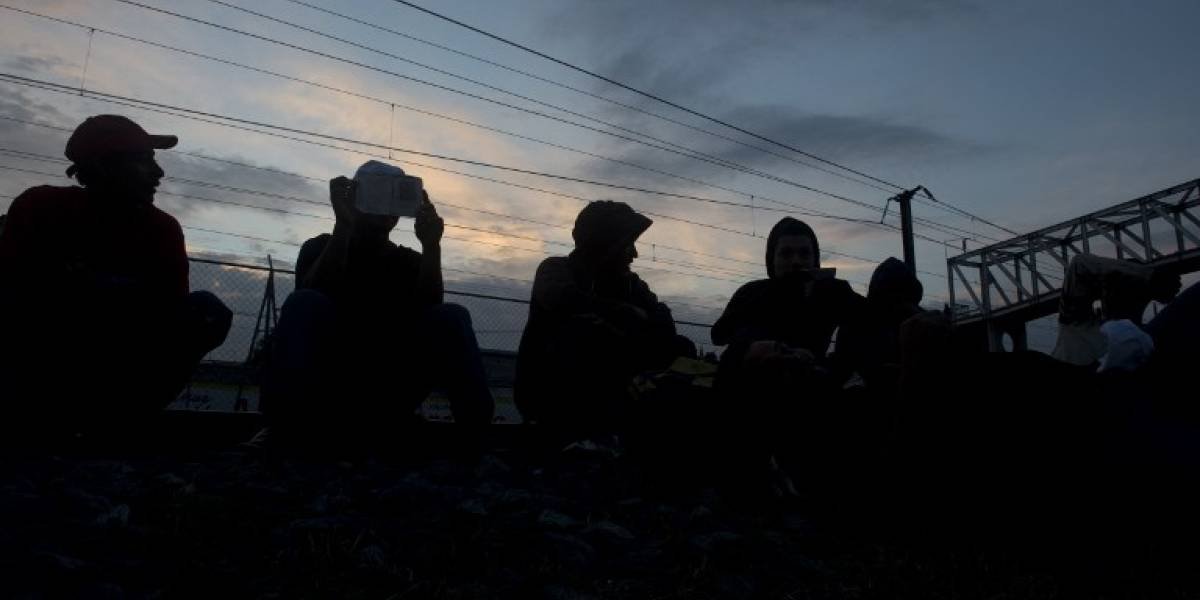 Rescatan a guatemalteca y hondureños que estuvieron un mes secuestrados en México