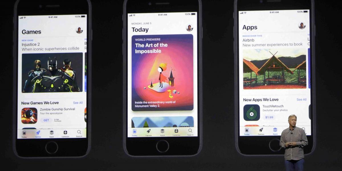 Apple anuncia innovaciones para computadoras y iPhones