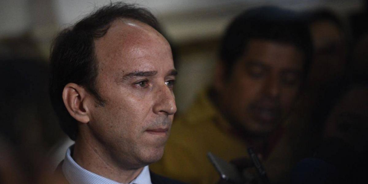 """Jorge de León: """"La realidad del país es penosa y vergonzosa. No solo muere gente por balas, sino por hambre"""""""
