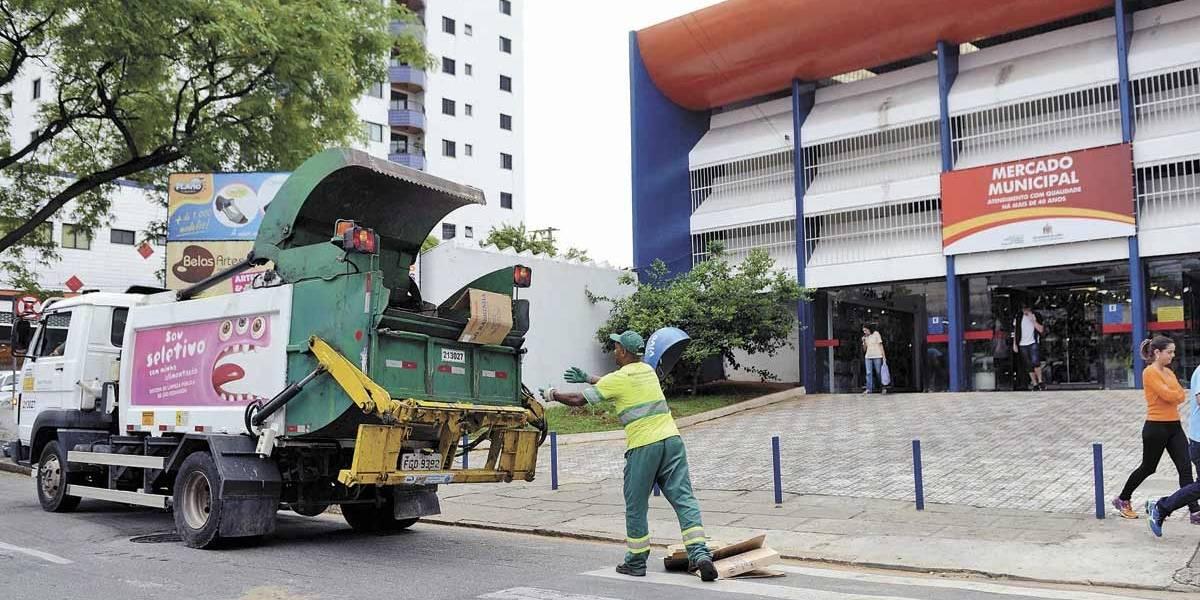 Coleta de lixo em SP será suspensa a partir desta sexta-feira por falta de diesel