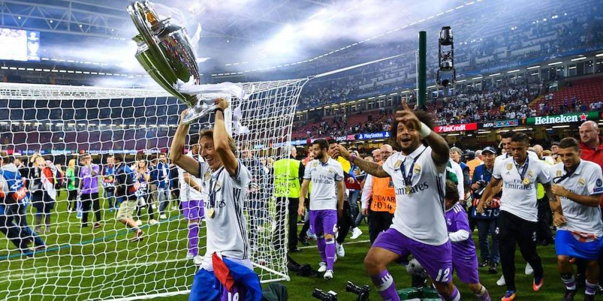 México, entre los países con más interacciones en Facebook durante final de Champions League