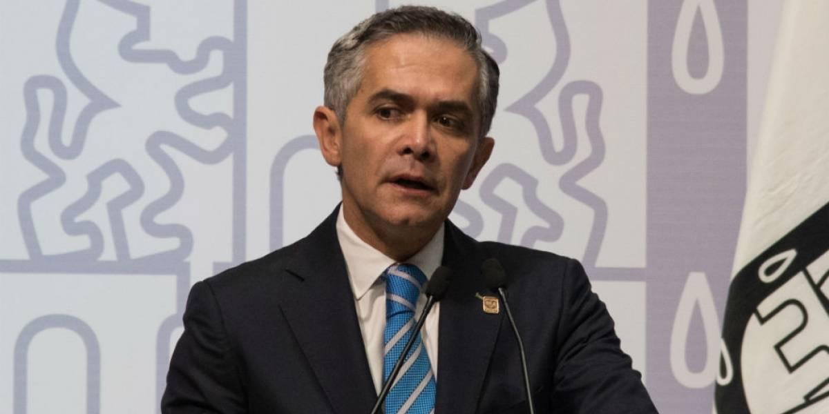 Elección en Edomex muestra necesidad de proyecto amplio en 2018: Mancera