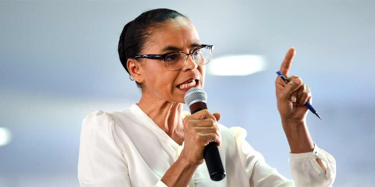 Marina diz que decidirá sua participação na próxima eleição 'em breve'
