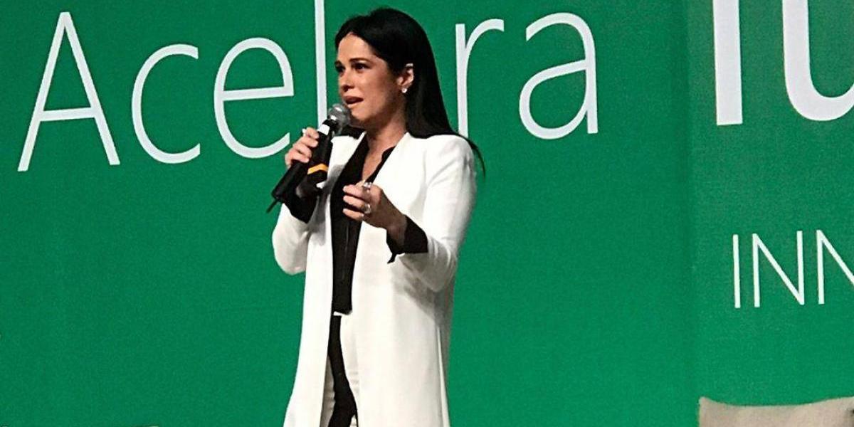 Martha Debayle rompe el silencio respecto a Sofía Niño de Rivera
