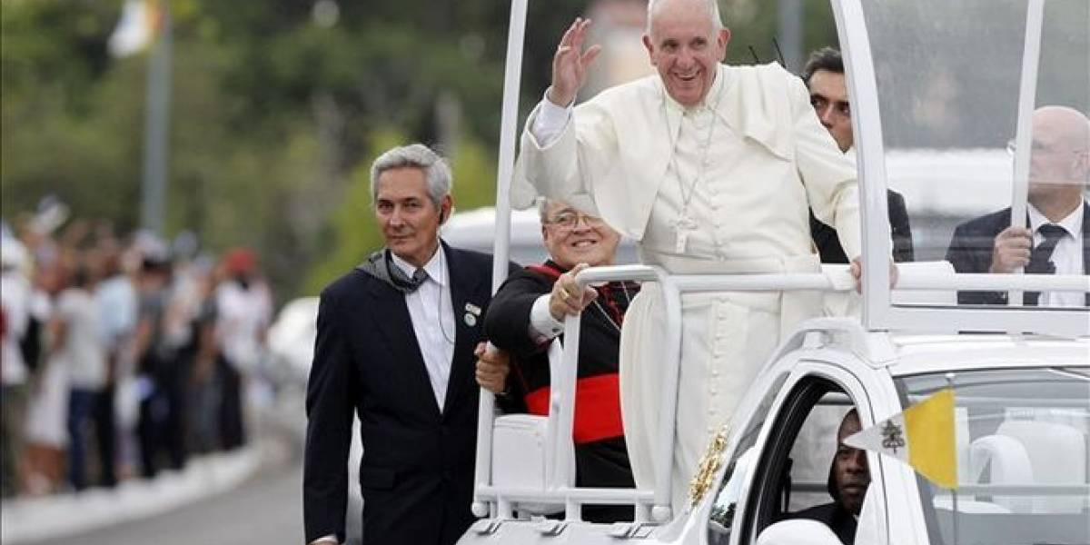 """Iglesia lanza la """"Ruta Verde"""" del Papa Francisco en Cartagena"""
