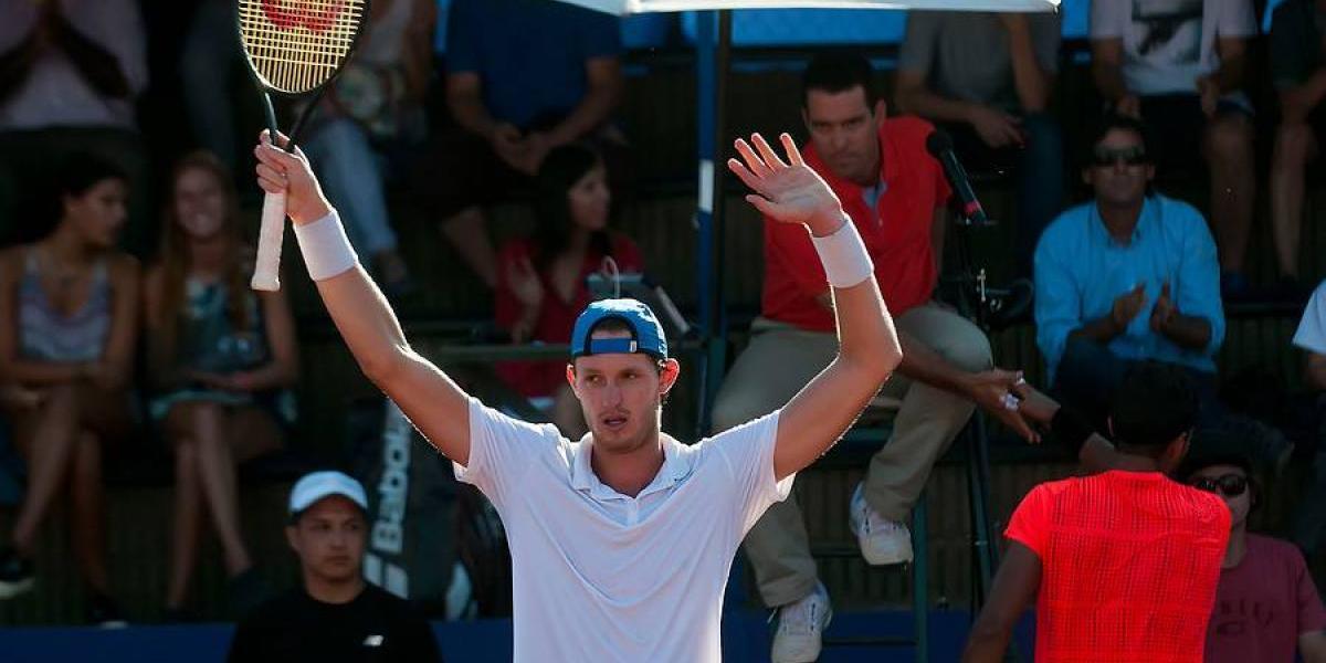 Nicolás Jarry sigue en buena forma: venció claramente al 85º de la ATP en challenger polaco