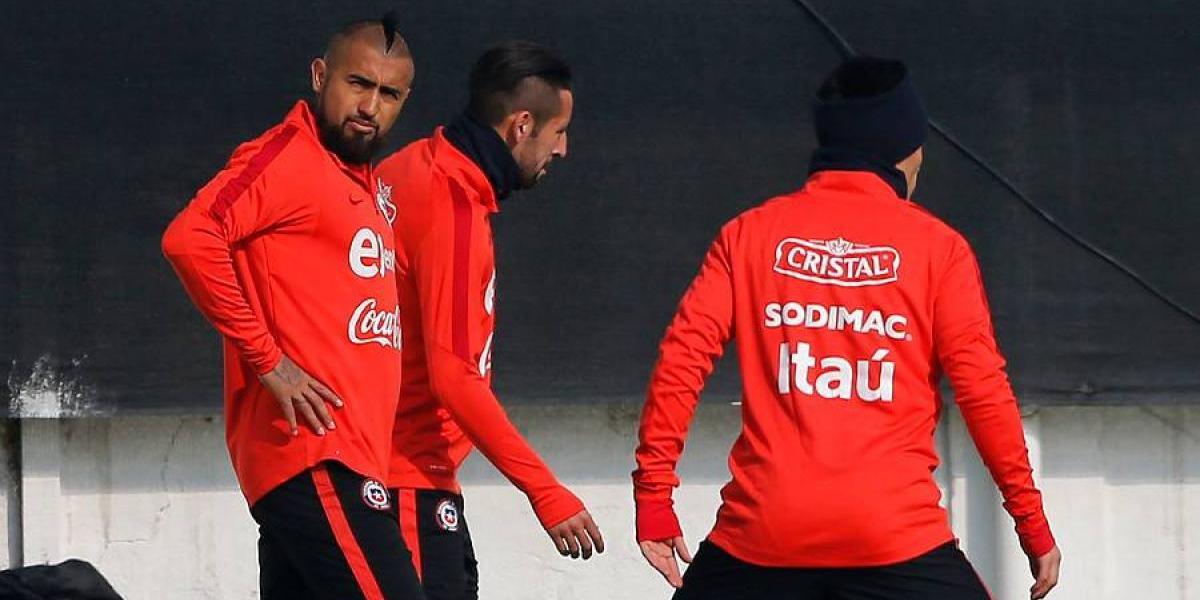 La Roja inicia este lunes su viaje a Rusia para disputar la Copa Confederaciones 2017
