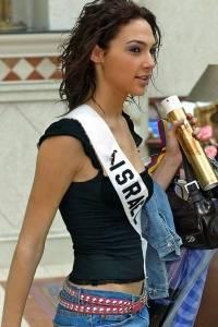 Gal Gadot Miss Israel 2004