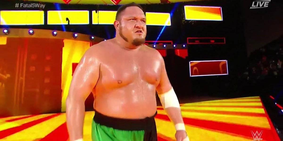 """Samoa Joe dio el batacazo en la noche """"heel"""" de Extreme Rules en la WWE"""