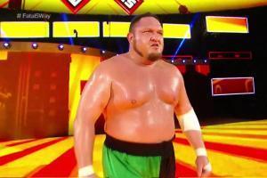 Samoa Joe dio el batacazo en la noche 'heel' de Extreme Rules en la WWE
