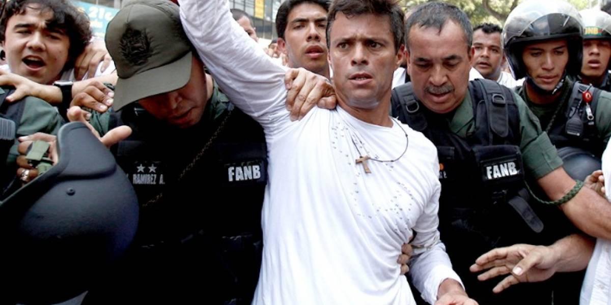 Leopoldo López descarta negociar su libertad con gobierno venezolano