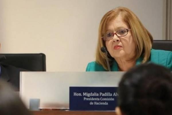 Migdalia Padilla/ archivo