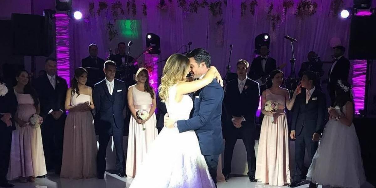 Las fotos de la lujosa boda de Ximena Duque