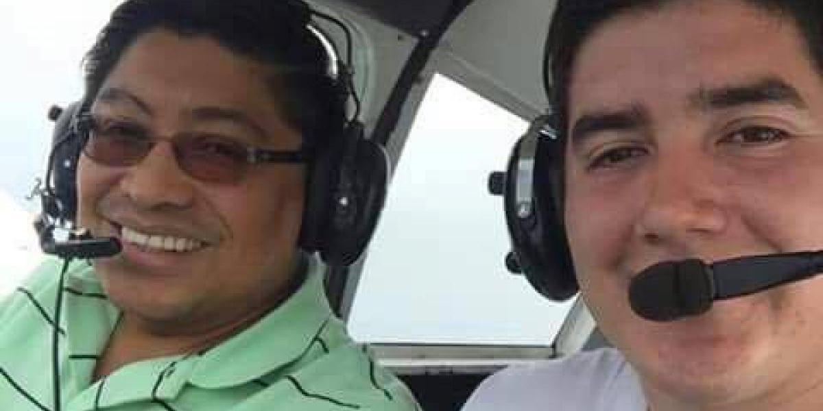 Surgen más detalles de cómo sobrevivió estudiante de avioneta accidentada