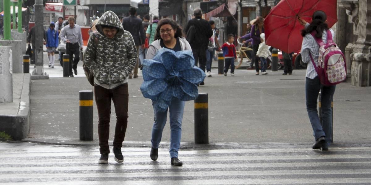 Continuarán fuertes de viento y torbellinos en el norte del país