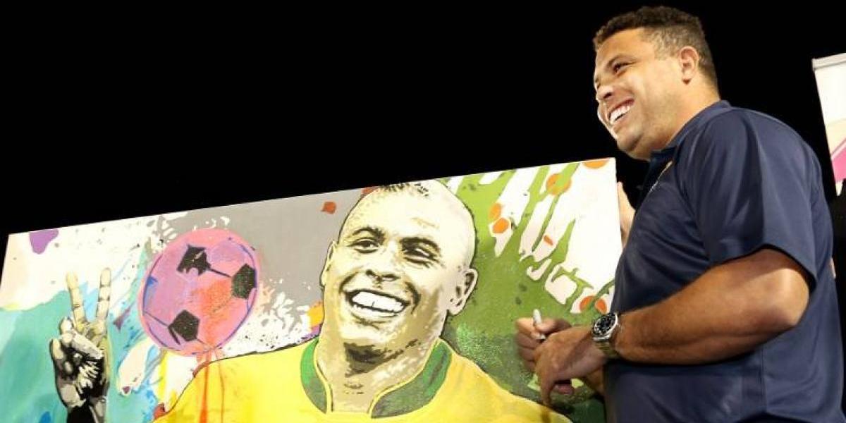 """Ronaldo: """"La gente se imagina mis fiestas, pero no saben lo buenas que eran"""""""