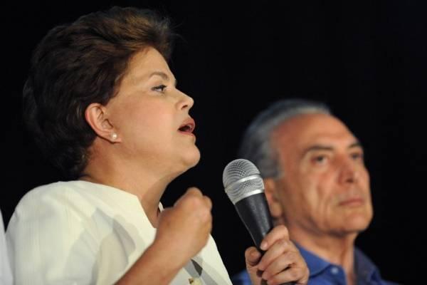 Temer // Rousseff