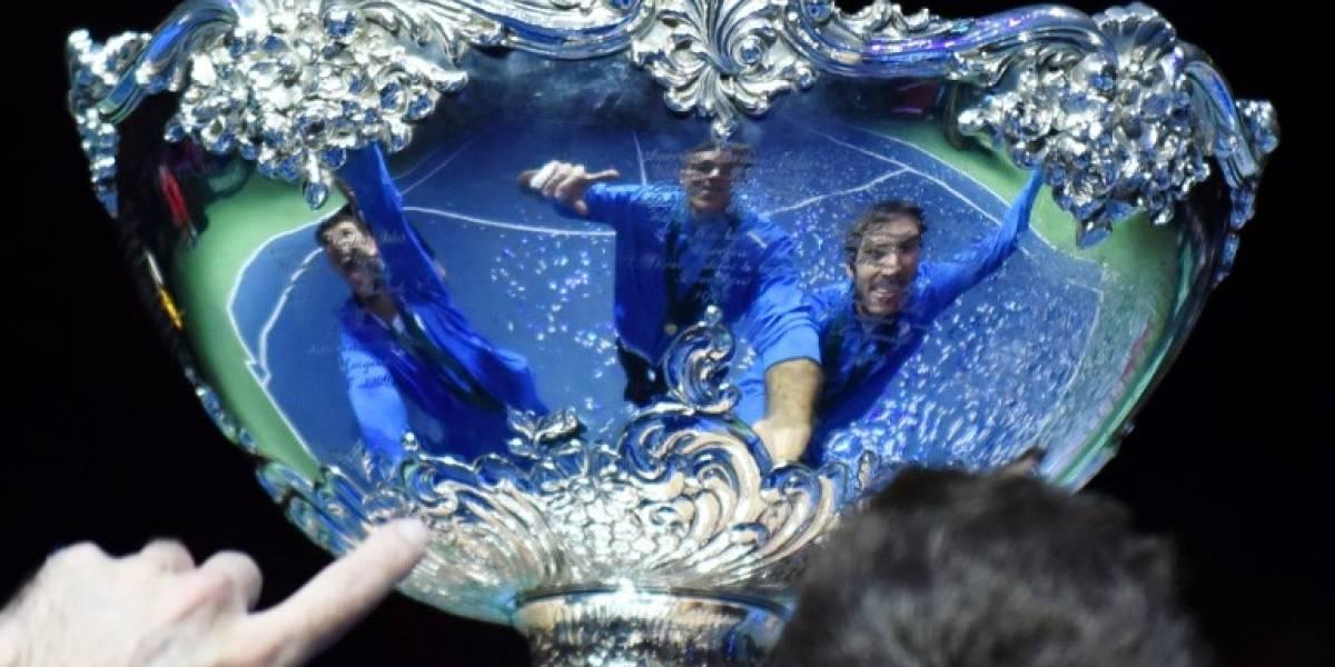 La Copa Davis sufre radical cambio: partidos de singles serán al mejor de tres sets