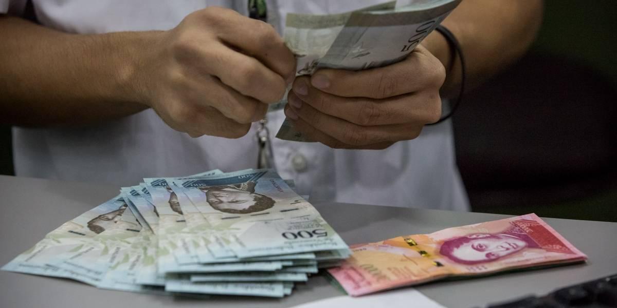 Venezuela intenta revender emisión de bonos