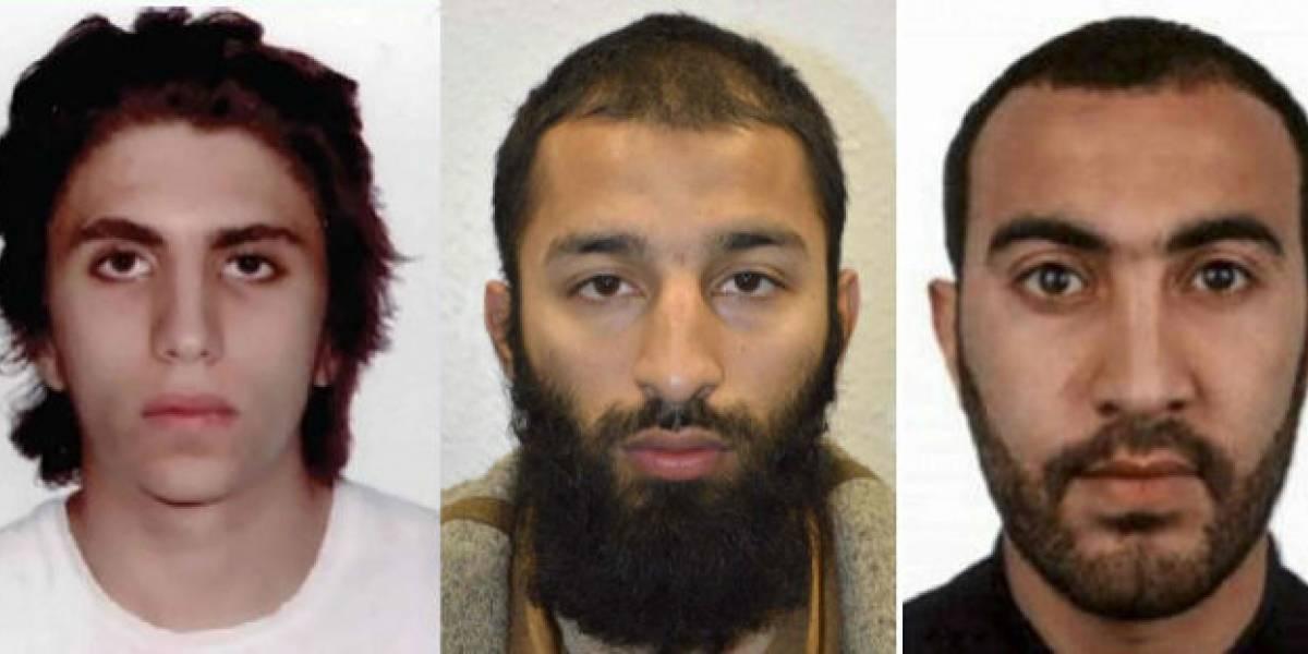 Uno de los terroristas de Londres trabajó en el metro y tenía acceso a los túneles bajo el Parlamento