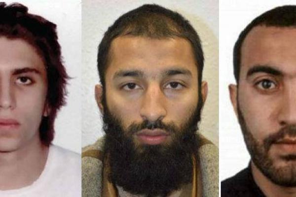 Terroristas Londres