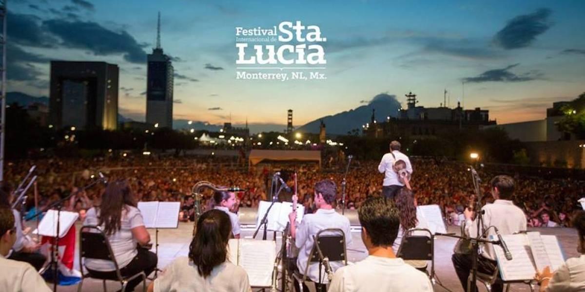 """Festival Internacional de Santa Lucía traerá de vuelta """"el arte a las calles"""" de Nuevo Léon."""