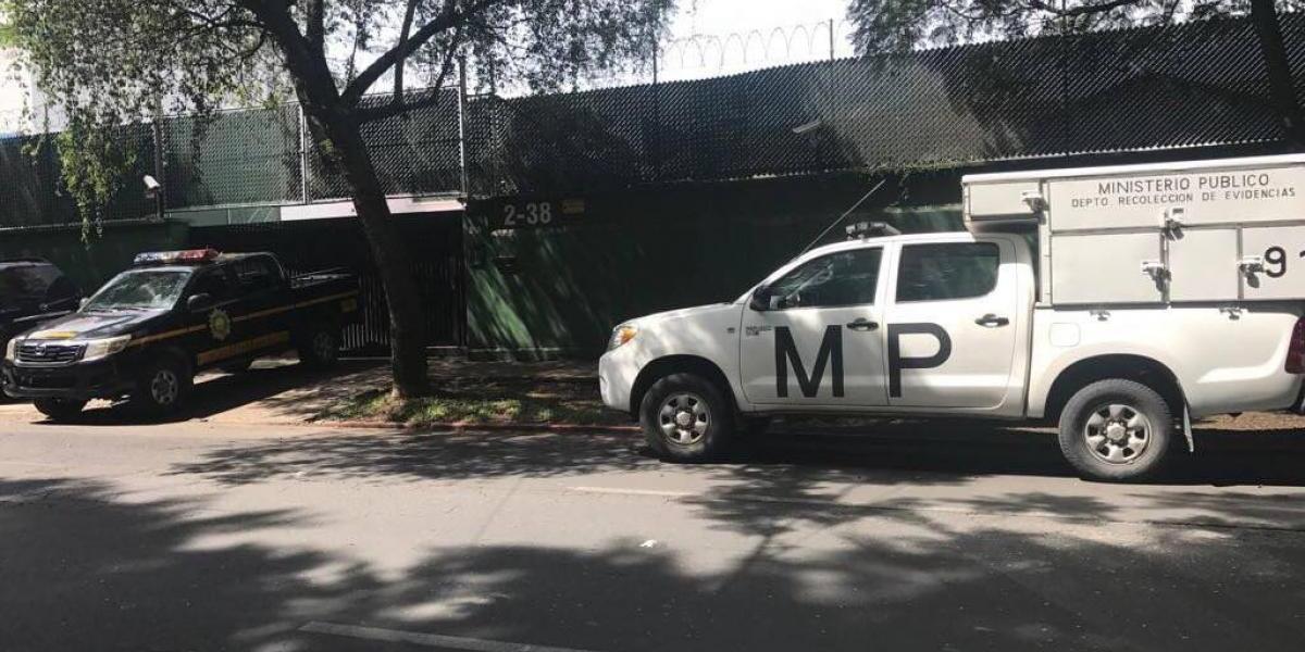 Fuerzas de seguridad allanan inmuebles vinculados al exministro Alejandro Sinibaldi