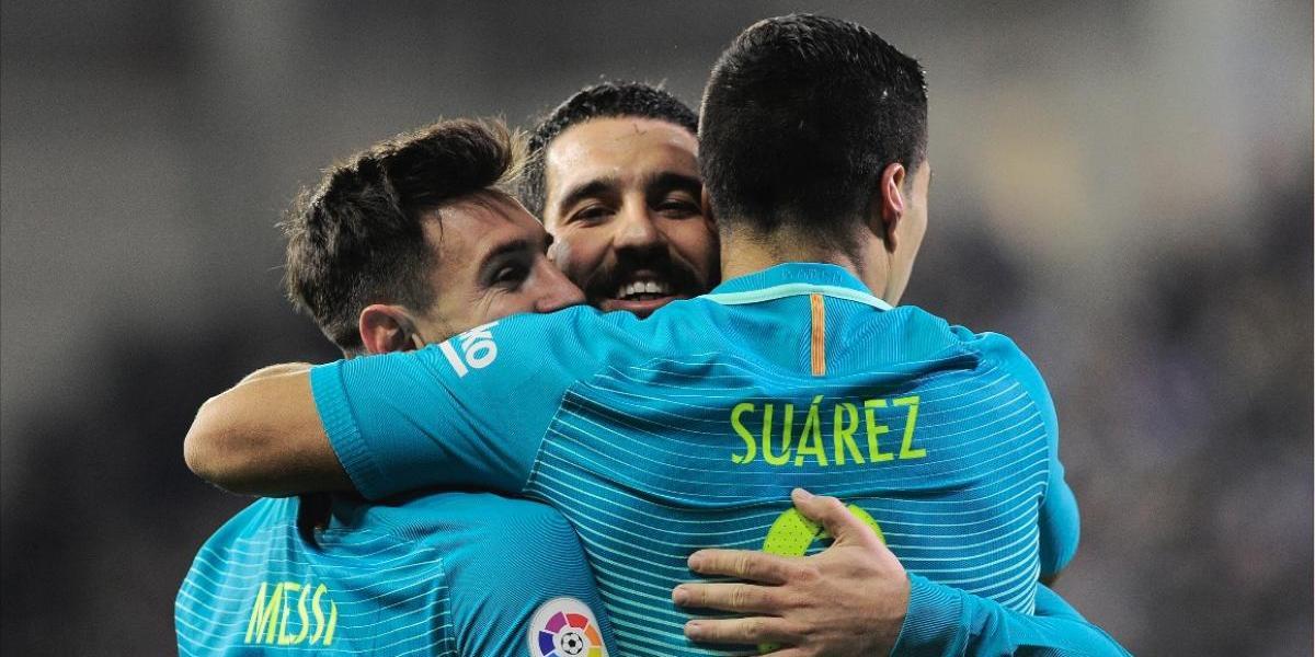 Futbolista del Barcelona habría provocado escándalo en un avión