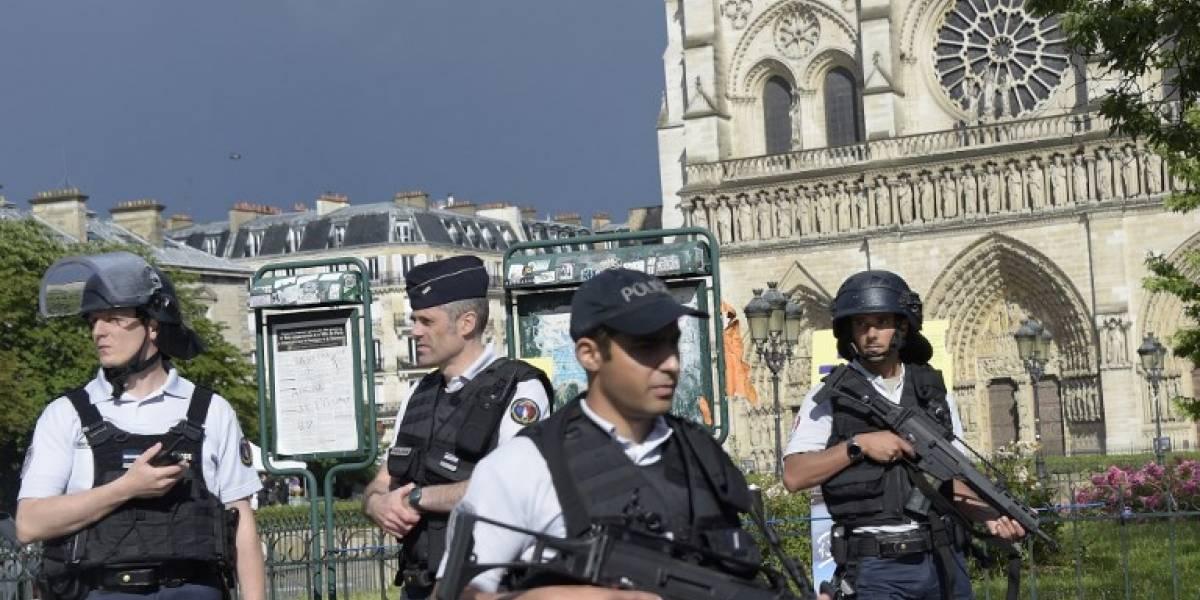 EN IMÁGENES. Fuerte operativo policial en París tras ataque