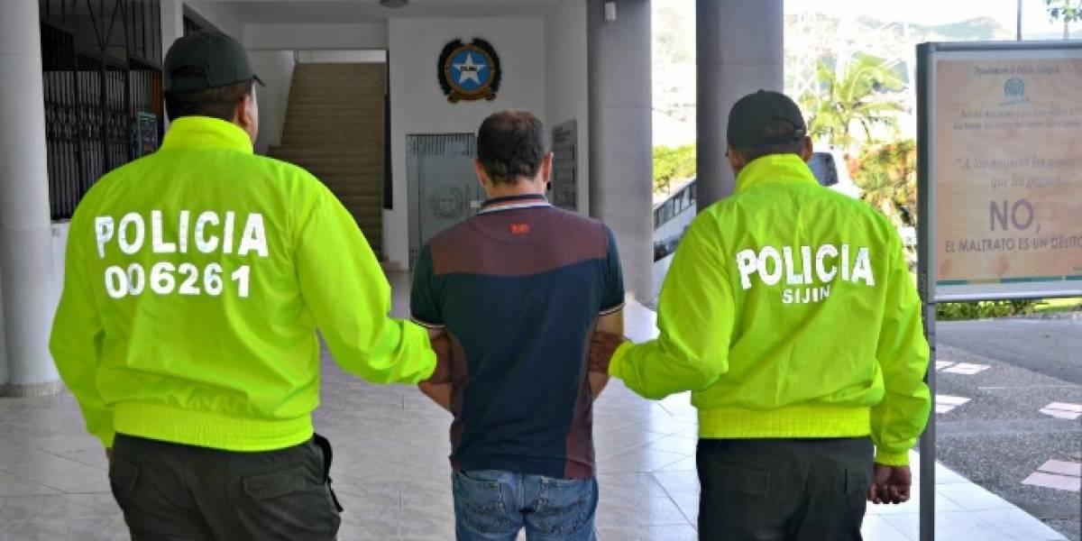 En Guatapé cayó alias 'Suri gato', un austriaco solicitado en extradición por narcotráfico