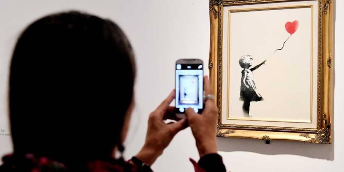 Banksy obligado a retirar oferta de dibujo por voto anticonservador