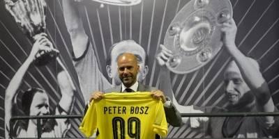 Peter Bosz nuevo entrenador del Borussia Dortumund de Liga alemana