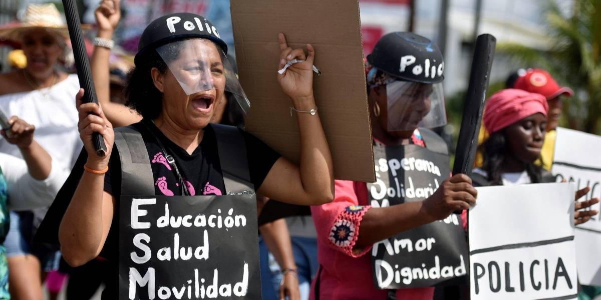 CIDH urge a Colombia indagar si hubo uso excesivo de fuerza en Buenaventura