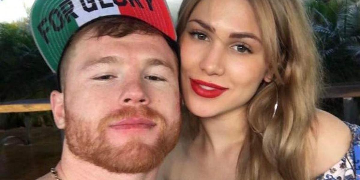 'Canelo' Álvarez será papá con su nueva novia