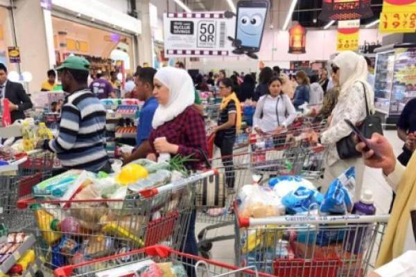 Desabastecimiento Qatar