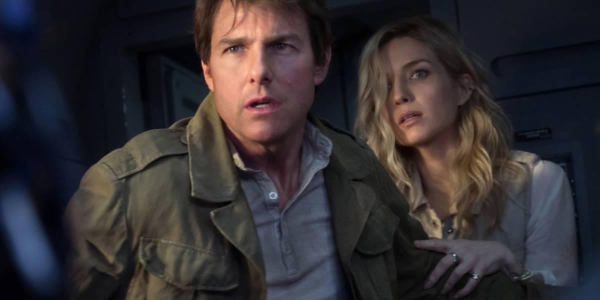 Tom Cruise y La Momia llegarán a las salas de cine este jueves