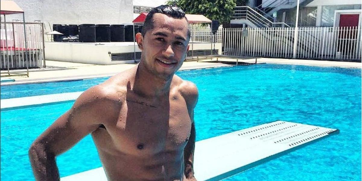 VIDEO: Clavadista mexicano celebra como Cristiano Ronaldo ¡pero debajo del agua!