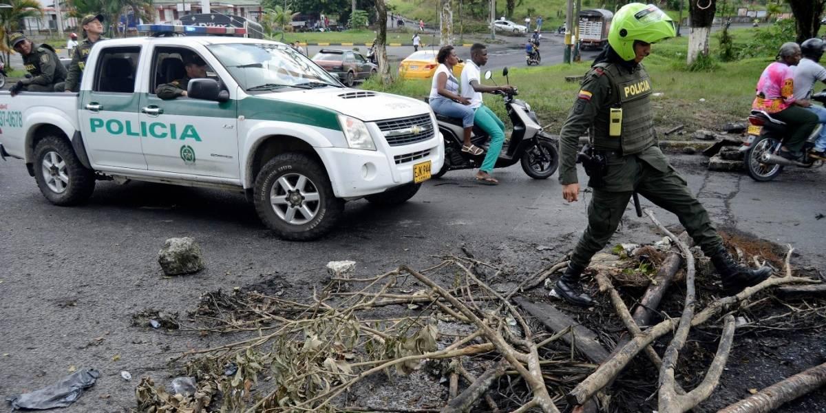 Gobierno logra acuerdos para levantar el paro en Buenaventura