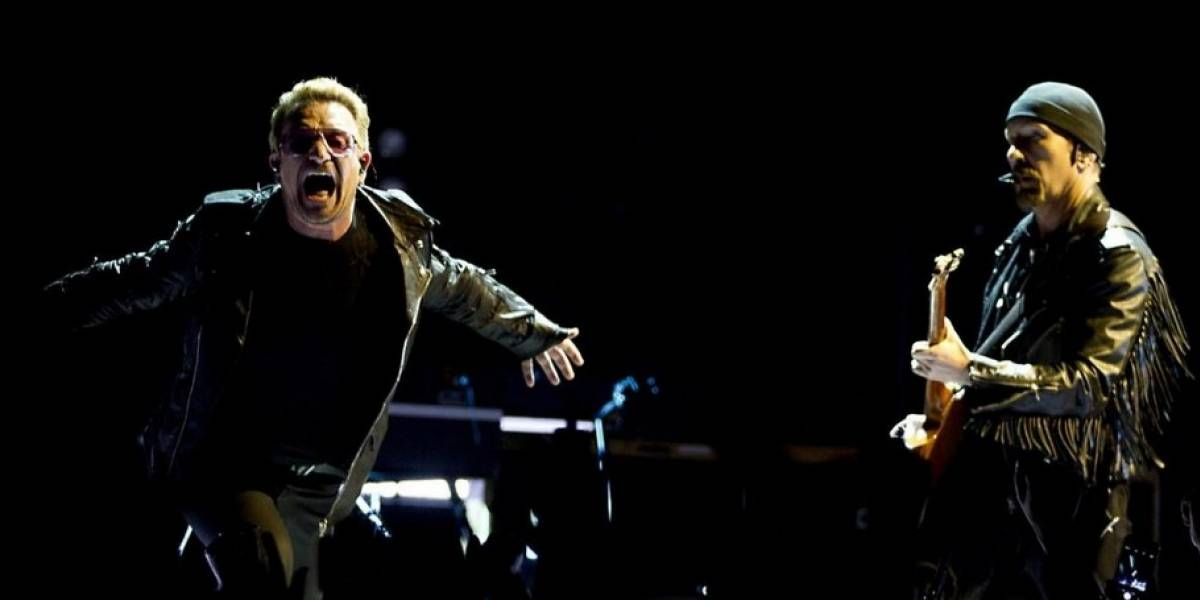 Confirmado, U2 visitará Colombia en este 2017