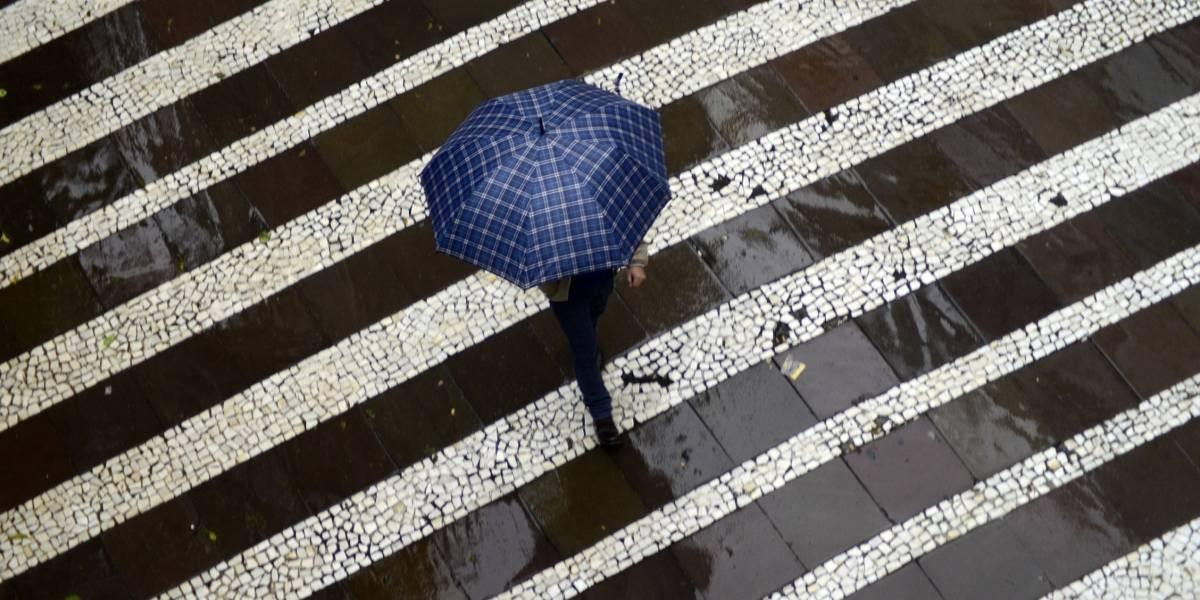 Véspera e dia de Natal terão chuva, avisa meteorologia