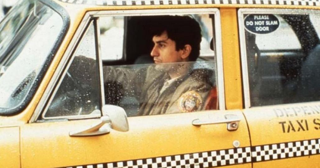 Pelicula Taxi Driver