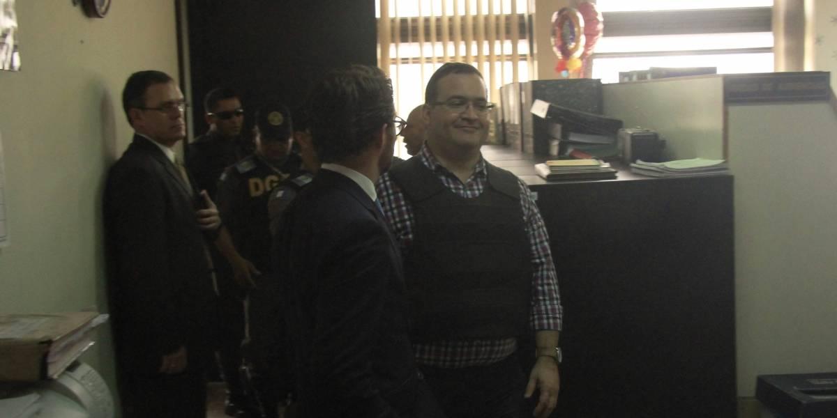 México presentará este miércoles solicitud de extradición de Javier Duarte