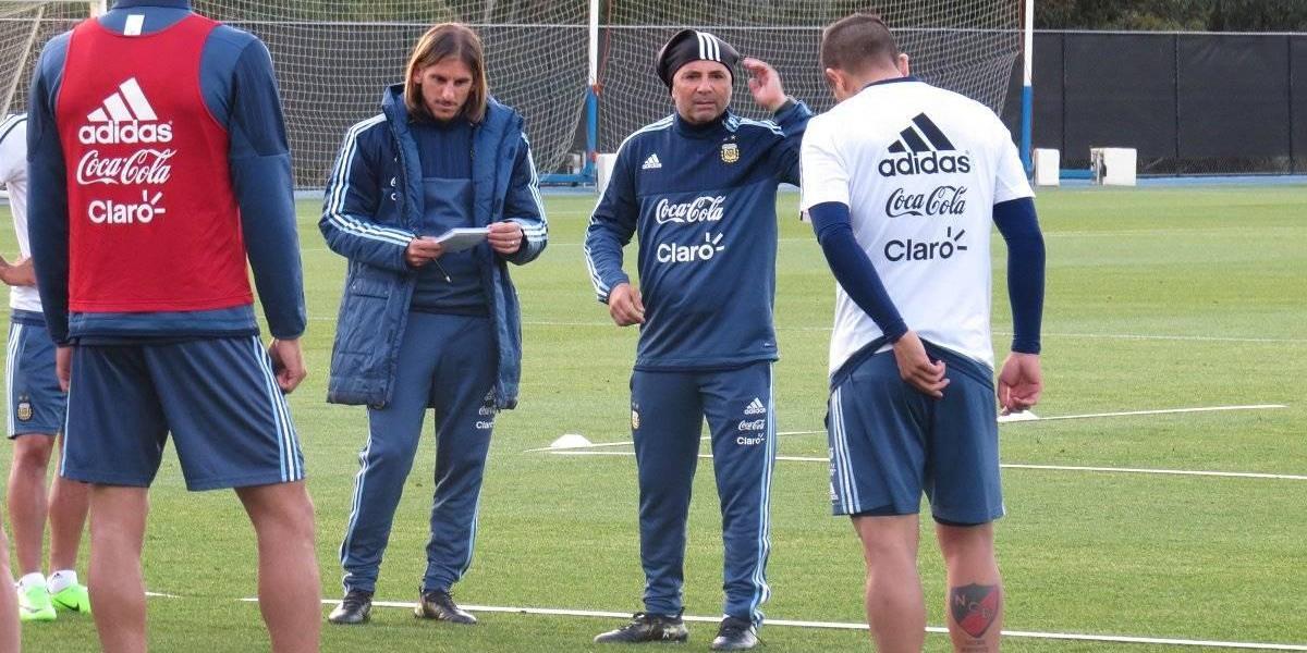 Jorge Sampaoli tiene lista su primera oncena ultraofensiva al mando de Argentina