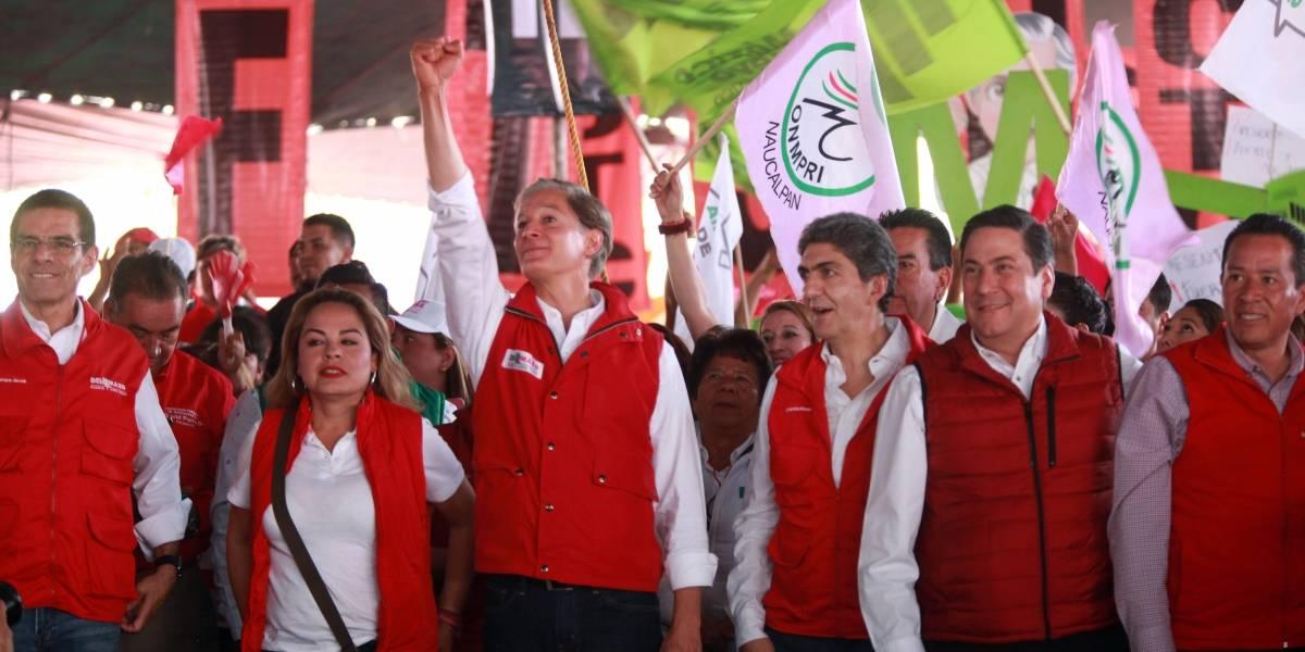 Alfredo del Mazo afirma que su gobierno será incluyente de todas las fuerzas políticas