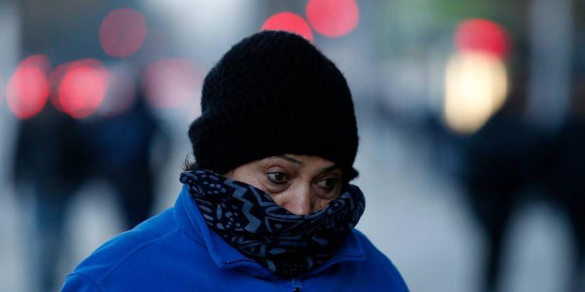Santiago vivió la mañana más fría del año: termómetros marcaron -0,2° en el centro