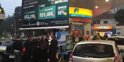 Petrobras reduz preços da gasolina em 2% a partir de terça